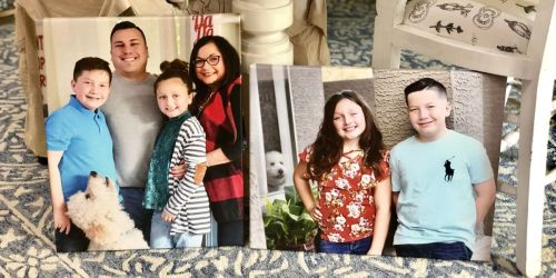 11×14 Canvas Photo Print Only $10 w/ Free Store Pickup at CVS