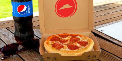 Score 50% Off at Pizza Hut | Personal Pan Pizza Just $2.49 & More
