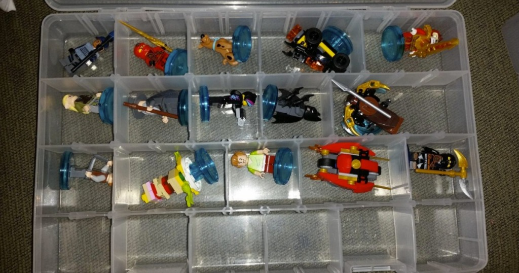 Plano Large Tackle Boxes As Low As 3 66 Each At Walmart Great For Storing Lego Pieces Hip2save