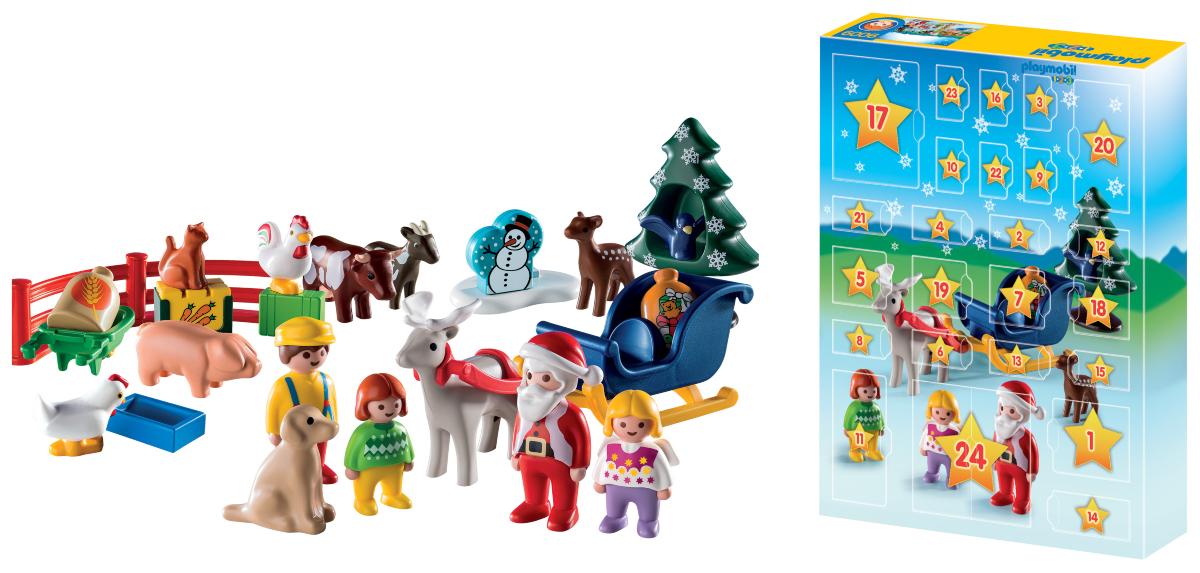 Playmobil Christmas on the Farm Advent Calendar