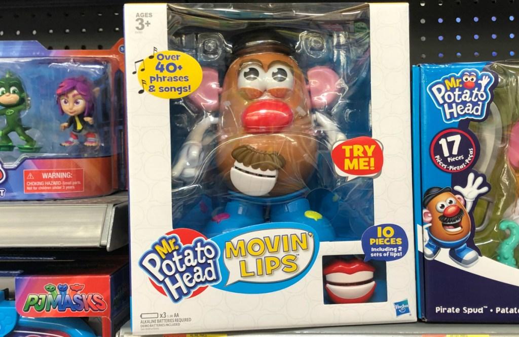 Playskool Mr. Potato Head Movin' Lips