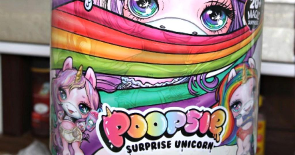poopsie unicorn surprise toy