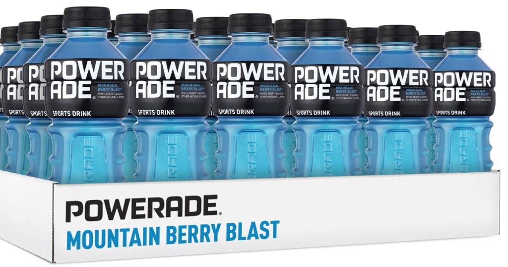Powerade Mountain Berry Blast