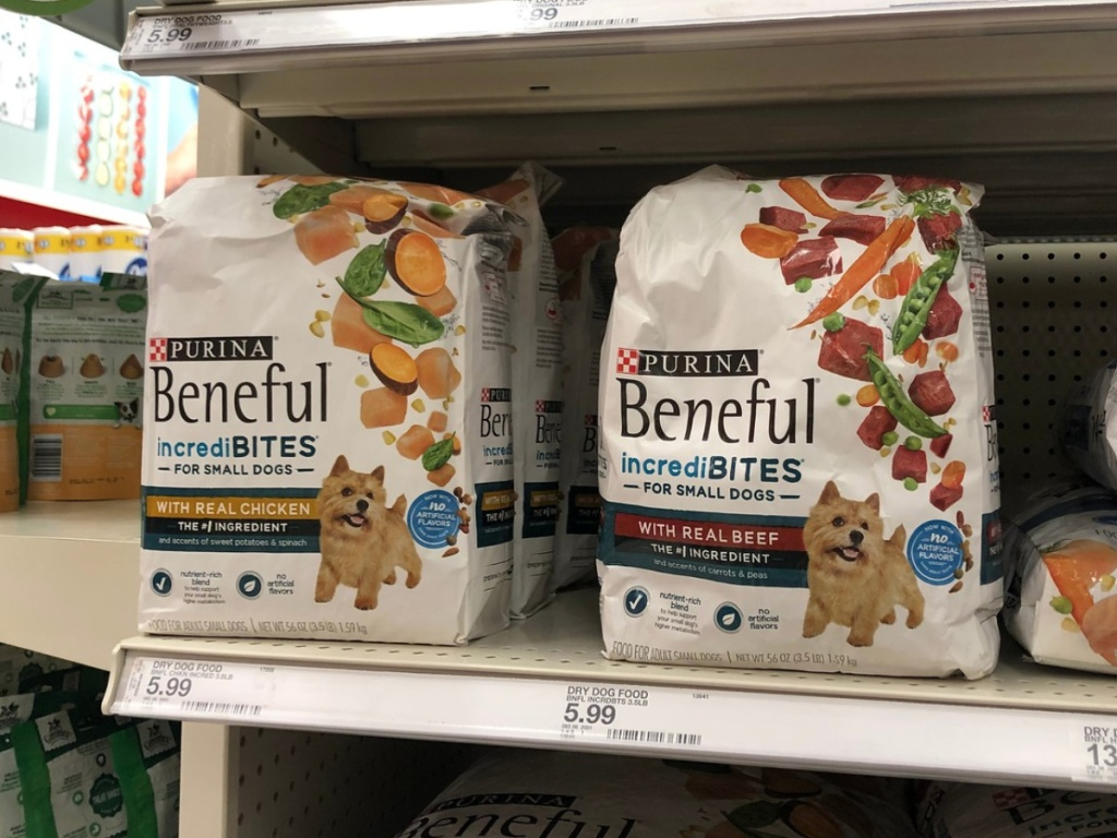 Purina Beneful Bites at Target