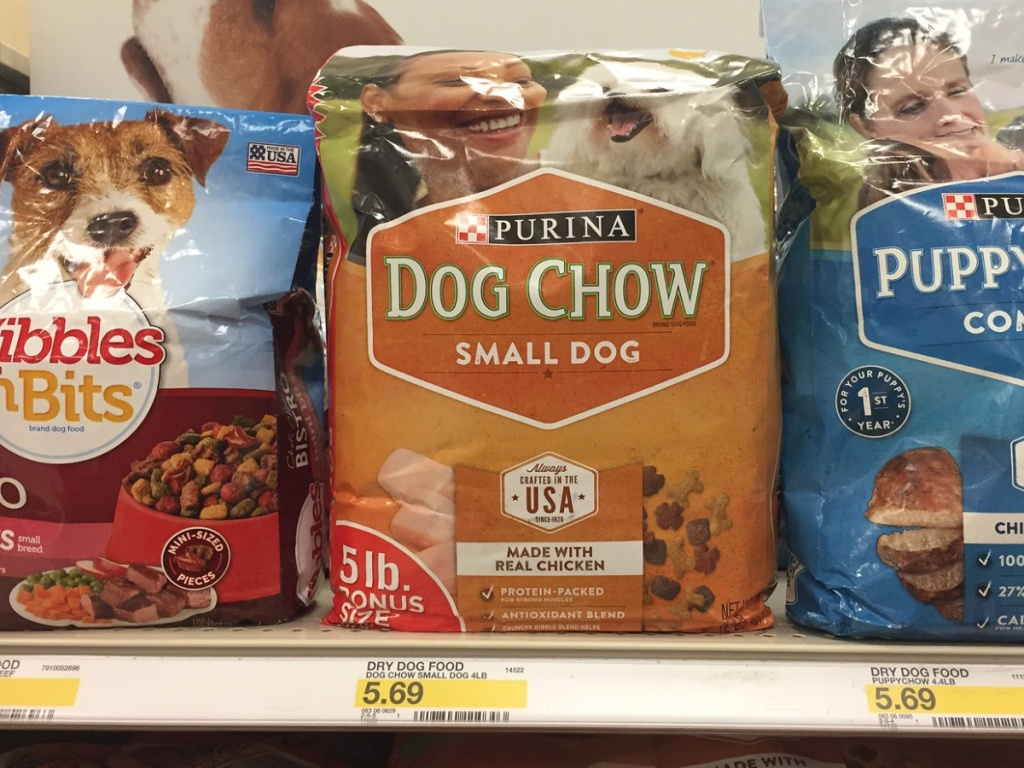 Purina Dog Chow at Target