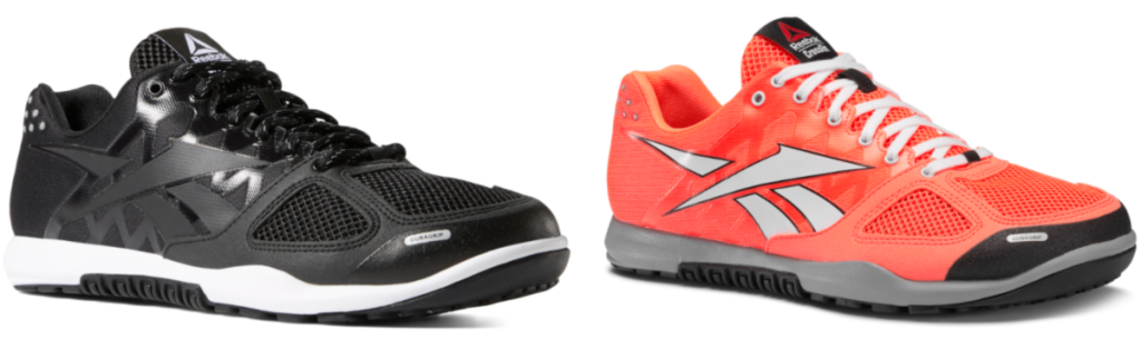 Reebok Men's & Women's CrossFit Nano 2.0