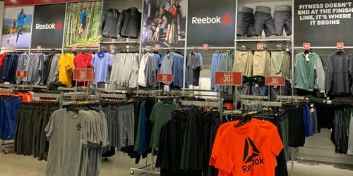 60% Off Reebok Men's & Women's Shoes & Apparel