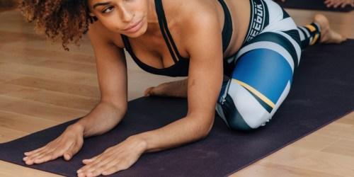 Reebok Yoga Mats as Low as $10.80 (Regularly $18) + FREE Shipping
