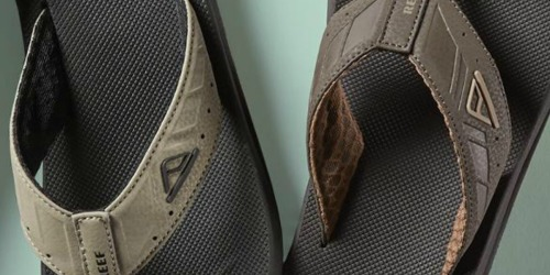 Reef Men's Sandals Only $19 Each Shipped + More | Awesome Reviews