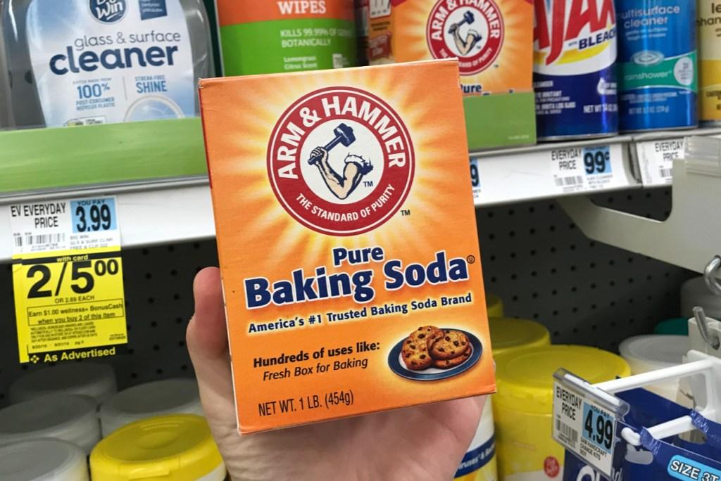 Rite Aid Arm & Hammer Baking Soda