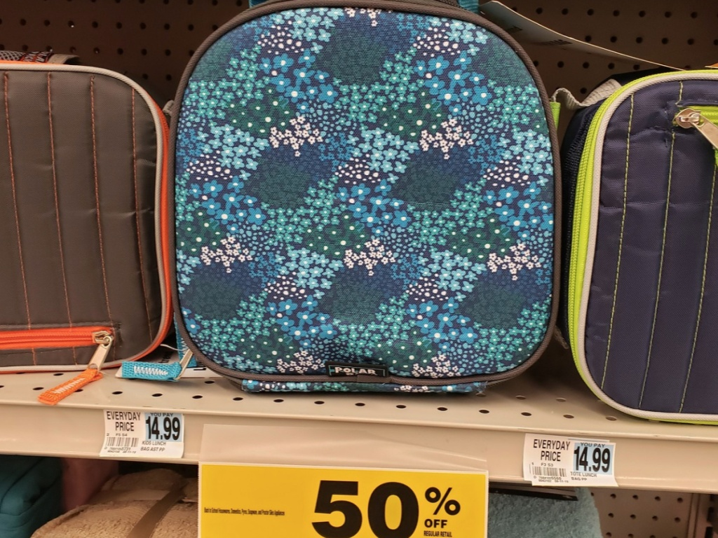 Rite Aid Back to School Lunch Boxes