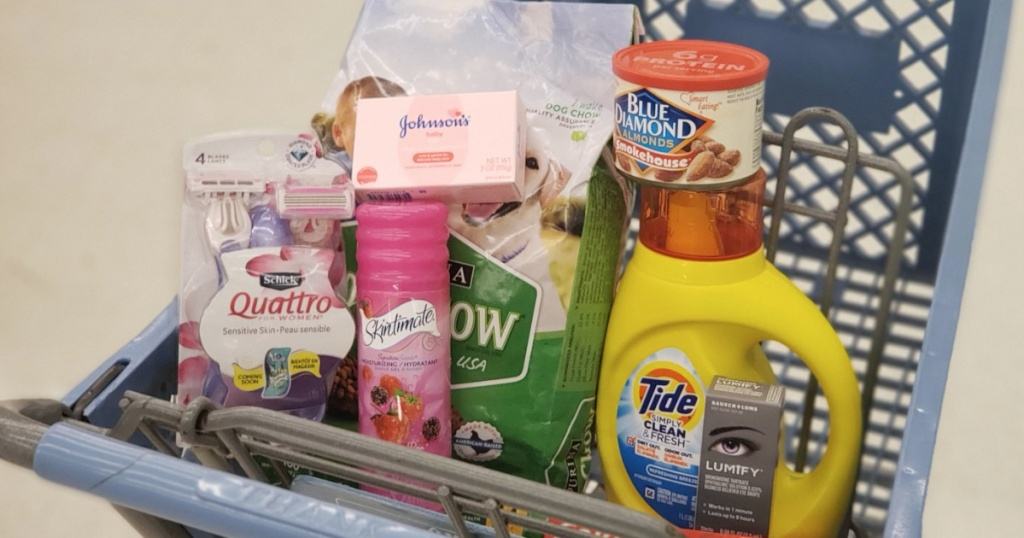 Rite Aid Weekly Shopping Deals Cart