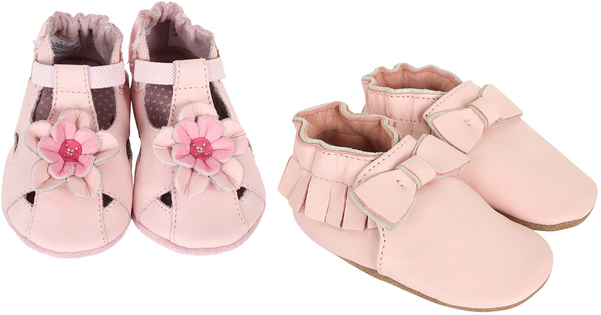 Robeez Baby Booties as Low as $12.99 at