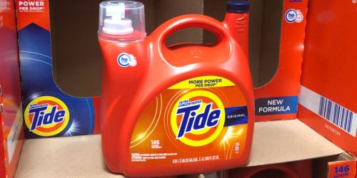 $15 Off $60 Household Essentials Purchase at Sam's Club | Save on Tide, Cascade & More