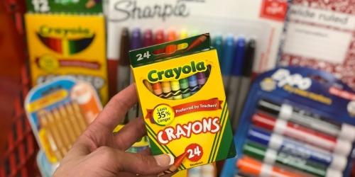 Current Back to School Deals | BIC, Elmer's, Crayola & More