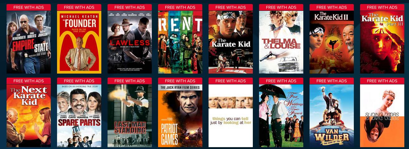 Free VUDU Movie Rental Credit When You Stream a Free Movie