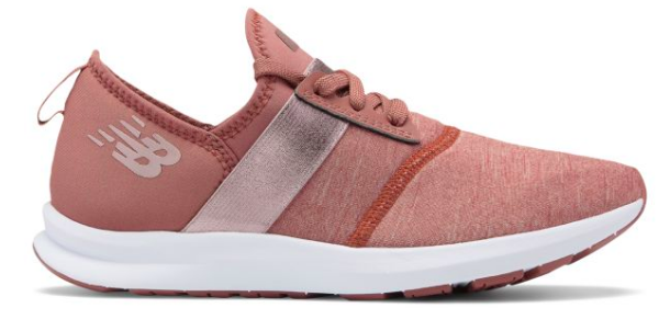 women's pink shoe new balance