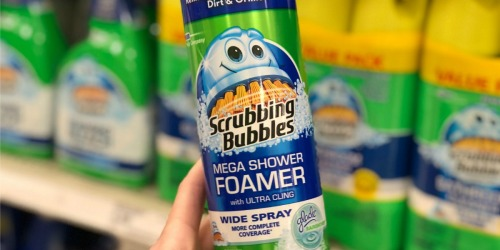 $10 Off $30 Household Cleaning Products at Sam's Club | Stock Up On Scrubbing Bubbles, Windex & More