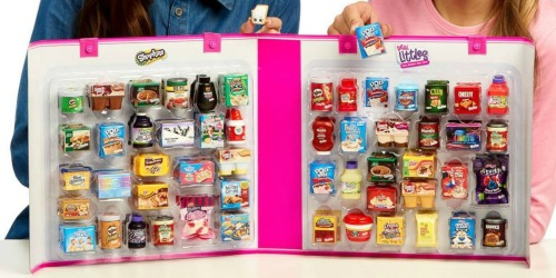 Shopkins Real Littles Mini Pack Just $3.99 at Target + FREE Collectors Case ($4.99 Value)