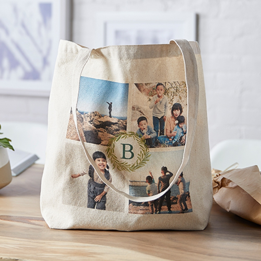 Shutterfly Cotton Tote Bag