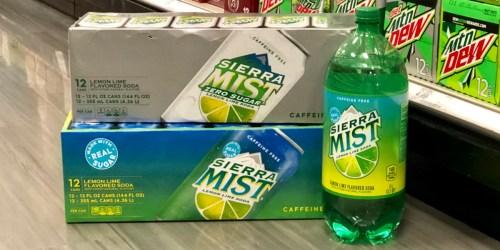 50% Off Sierra Mist at Target (In-Store & Online)