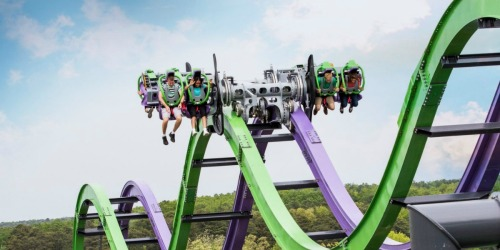 Up to 73% Off 2020 Six Flags Season Passes