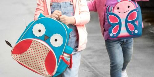 Skip Hop Zoo Backpacks Only $10 Shipped (Regularly $20)