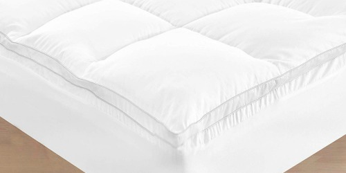 Sleep Mantra Mattress Toppers as Low as $37.49 Shipped at Amazon