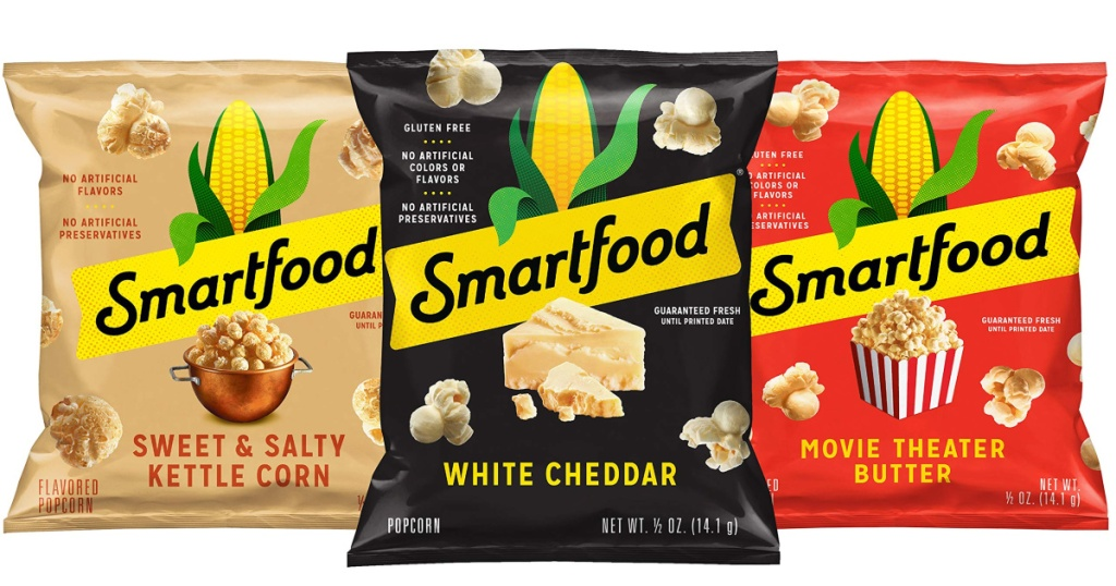 Smart Food Popcorn Variety Pack