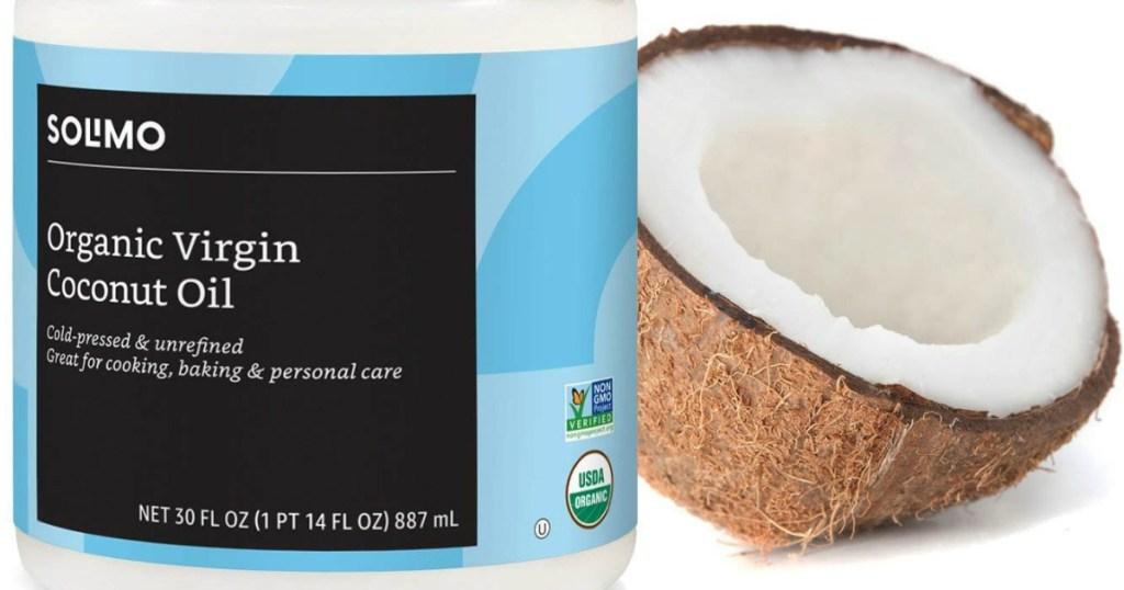 Solimo Coconut Oil