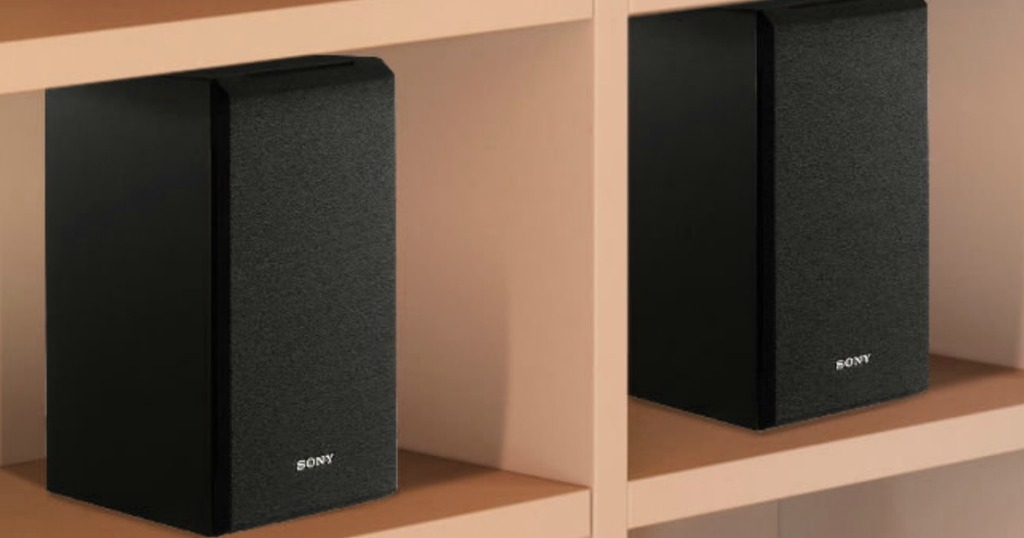 Sony Core Bookshelf Speakers