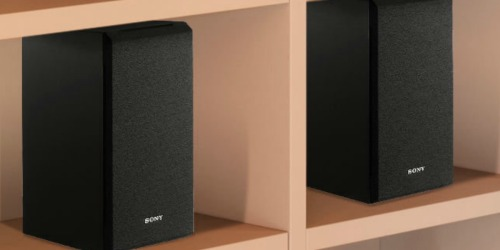 Over 50% Off Sony Core Speakers at Best Buy