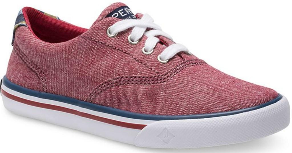 Sperry Kids Sneakers in red