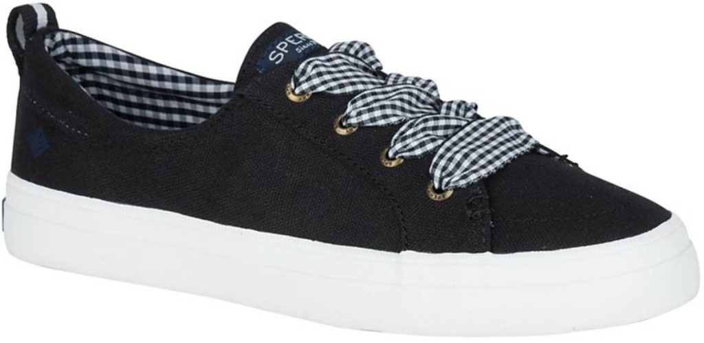Sperry women's gingham Shoes