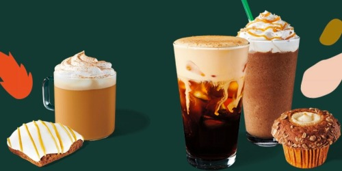 Starbucks Adding New Pumpkin Cream Cold Brew To Fall Menu | Available Nationwide on August 27th
