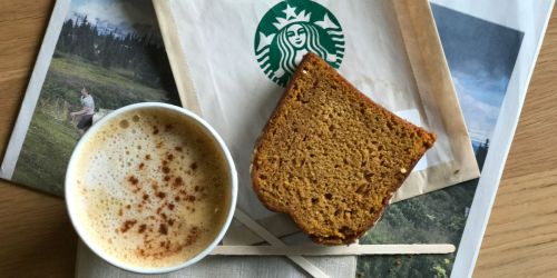 $10 Starbucks eGift Card ONLY $5 at Groupon (Select Email Subscribers Only)
