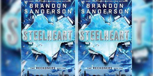 Steelheart The Reckoners eBook Only $1.99 on Amazon (Regularly $11)