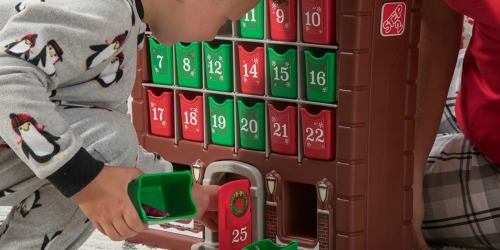 Step2 House Advent Calendar Only $39.99 on Zulily + More
