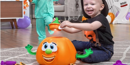 Step2 My First Jack-O-Lantern Toy Set Only $25.98 at Walmart