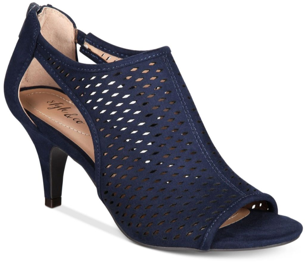 Style & Co Haddiee Ankle Shooties