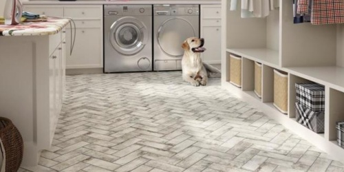 Up to 50% Off Wall & Flooring Tiles at Lowe's
