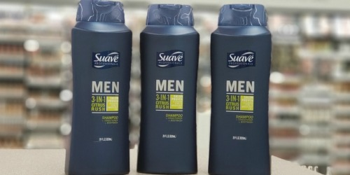 Suave Bodywash & Hair Care Only $1.54 Shipped on Amazon