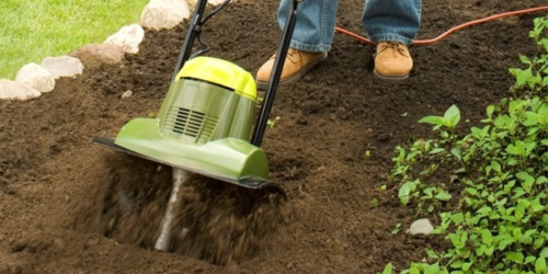 Sun Joe Garden Tiller/Cultivator Only $59.97 Shipped (Regularly $130)
