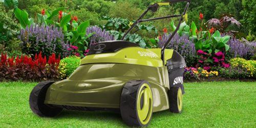 Sun Joe 14″ Cordless Lawn Mower Only $169.99 Shipped (Regularly $300)