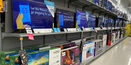 Walmart Black Friday Deal: Up to $150 Off Roku Smart TVs (Starts Tonight at 7pm EST)