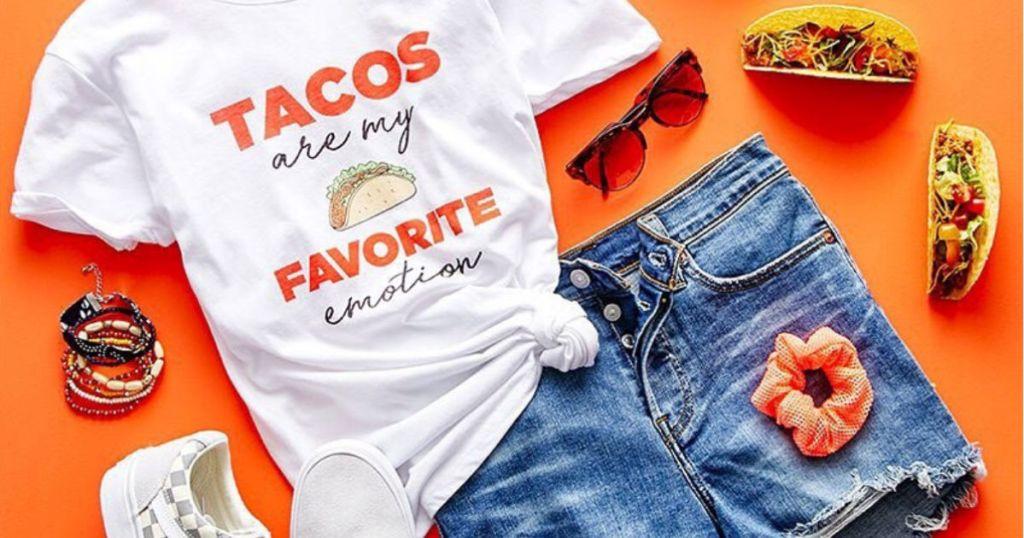 Belk Taco Shirt