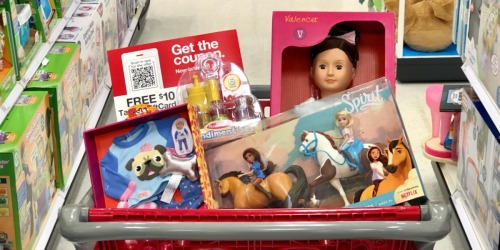 Free $10 Target Gift Card w/ $50+ Toy Purchase | Save on Our Generation, Melissa & Doug + More