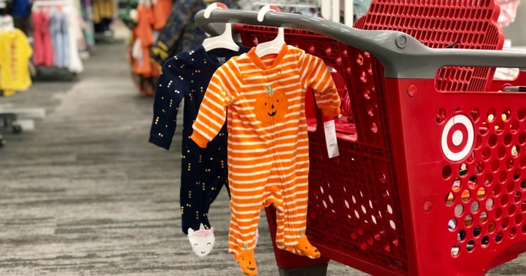 Halloween themed Newborn apparel