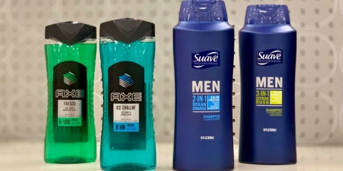 Up to 65% Off Men's Personal Care Products After Target Gift Card & Cash Back