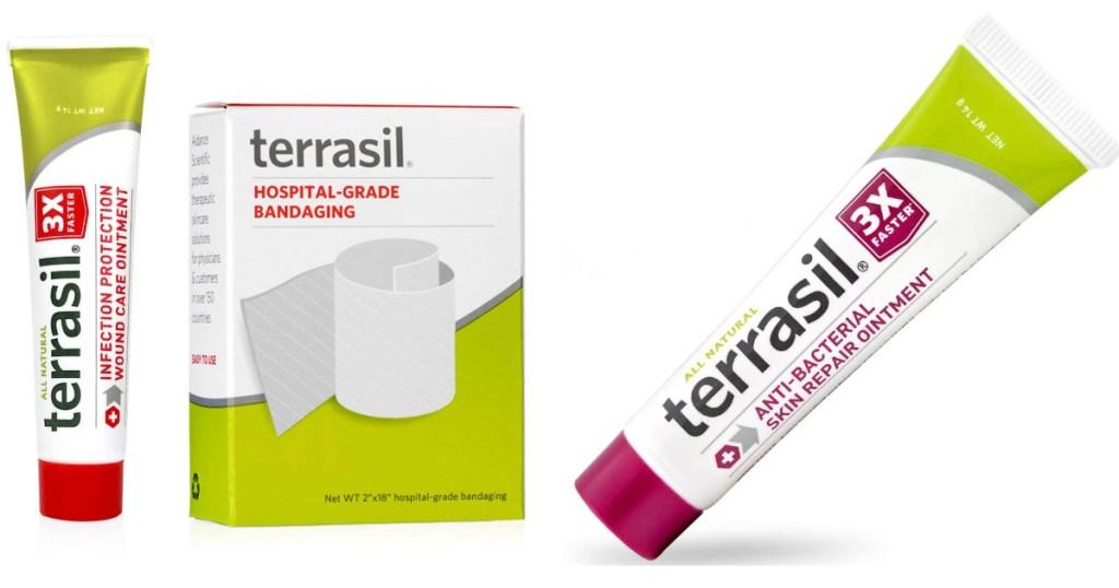 Terrasil Ointment